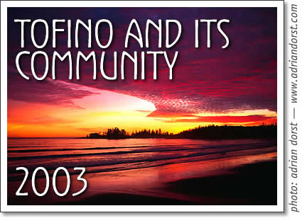 tofino and its community