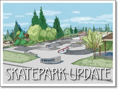 tofino skatepark update april 2004