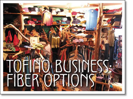 tofino business: fiber options