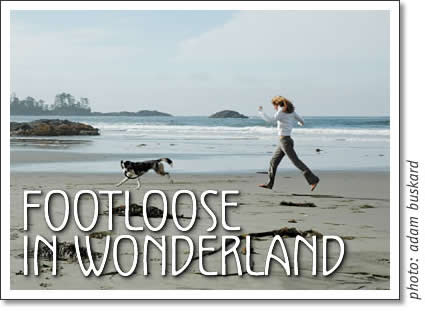 footloose in wonderland
