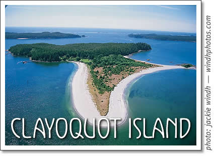 open house at clayoquot island gardens