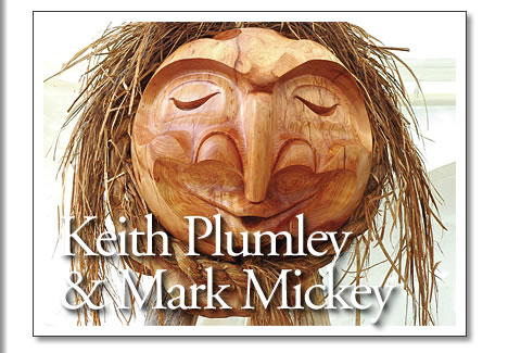 tofino artists mark mickey and keith plumley