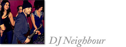tofino concert - dj neighbour