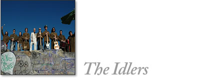 tofino concert - the idlers