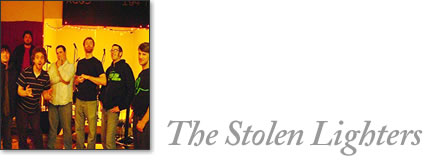 tofino concert - the stolen lighters