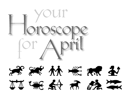 april horoscope