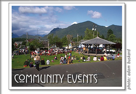 tofino events and tofino entertainment