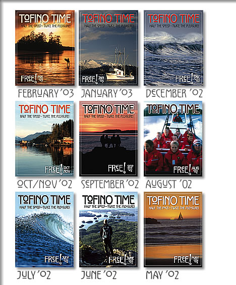 tofino time article archive