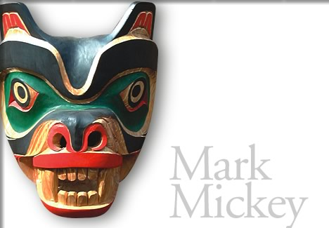 tofino artist mark mickey