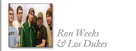 tofino concert - ron weeks and los dukes