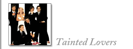 tofino concert - tainted lovers