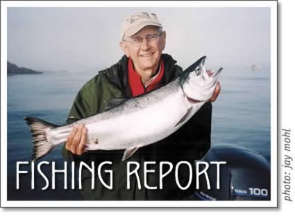 tofino fishing report july 2004