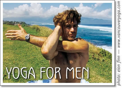 tofino yoga - yoga for men