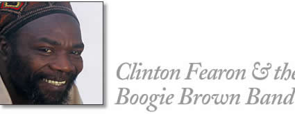 tofino concert - clinton fearon and the boogie brown band